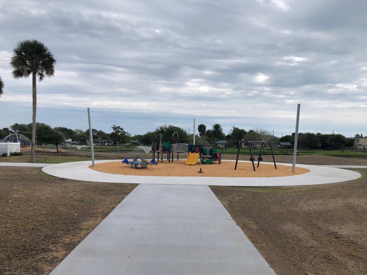 Younger Children's Playground