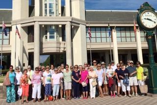 Seniors at World Golf Village