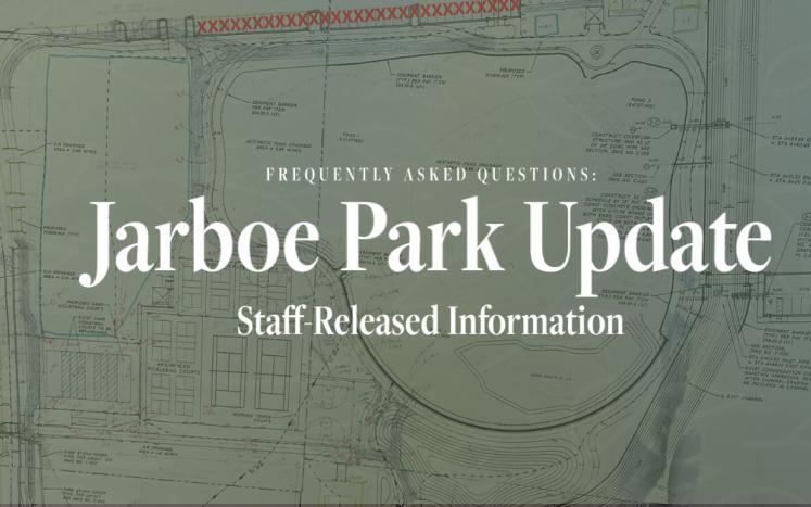 Jarboe Park Update