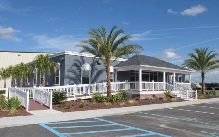 Future Senior Center